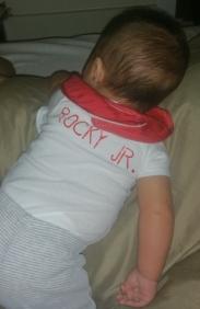 My little Rocky jr.