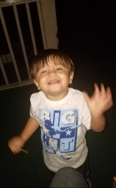 My sweet baby boy